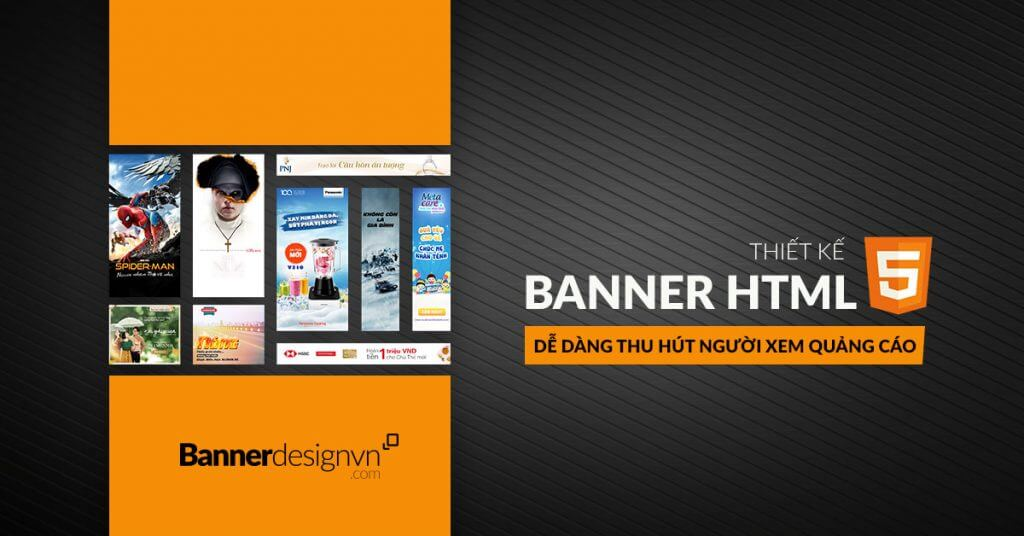 Thiết kế banner html5
